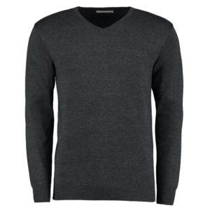 Kustom Kit KK352 Arundel V Neck Sweater Cressco