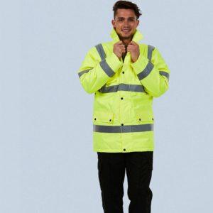 Uneek UC803 Road Safety Jacket Cressco