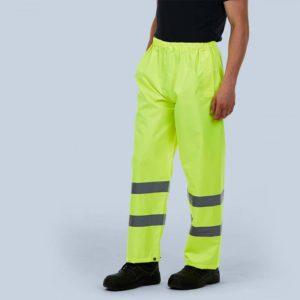 UC905 waterproof over trouser go rt Cressco