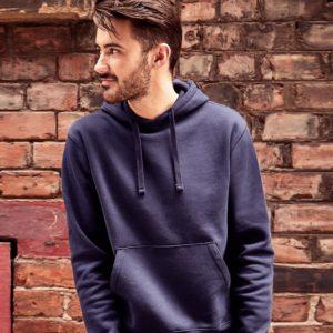 265m mens authentic hoodie Cressco