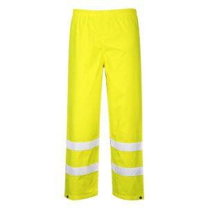 Portwest S480 Hi Vis Traffic Trousers Cressco