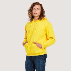 Uneek UC502 Classic Hooded Sweatshirt Cressco