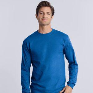 Gildan 2400 Cotton Long Sleeve T Shirt Cressco