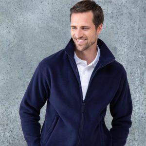 Henbury HB850 Micro Fleece Jacket Cressco