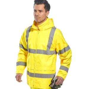 Portwest H440 Hi Vis Rain Jacket Cressco
