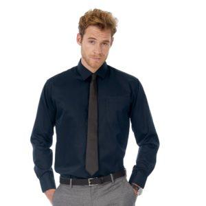 Men's Sharp Long Sleeve Twill Shirt SMT81 Cressco