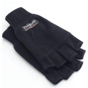 3M Thinsulate Half Finger Gloves WN783 Cressco