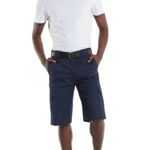 Men's Cargo Shorts UC907 Cressco Uneek